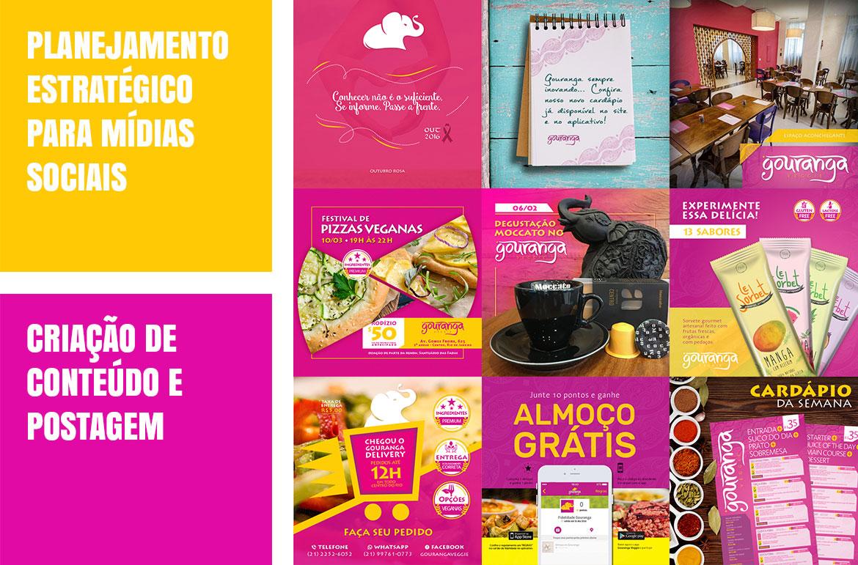 Imagem do Projeto Gouranga Veggie