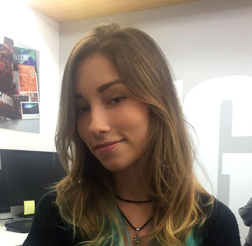 D'GRAFO - Equipe - Sarah