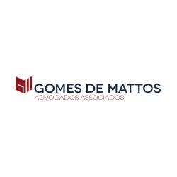 Logo Gomes de Mattos Advogados
