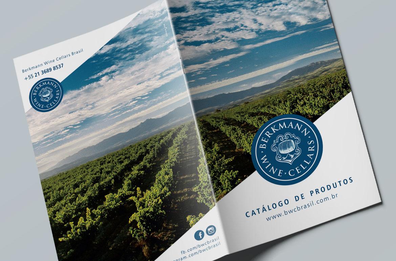 Imagem do Projeto Berkmann Wine Cellars Brasil